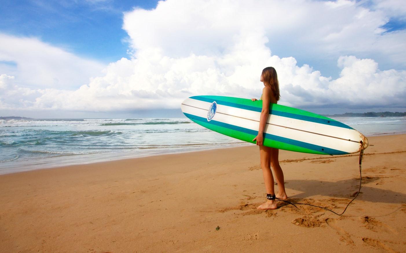 Surf Points in Sri Lanka